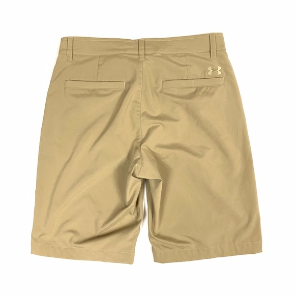 Under Other - Under Armour Flat Front Loose Fit Bermuda Shorts